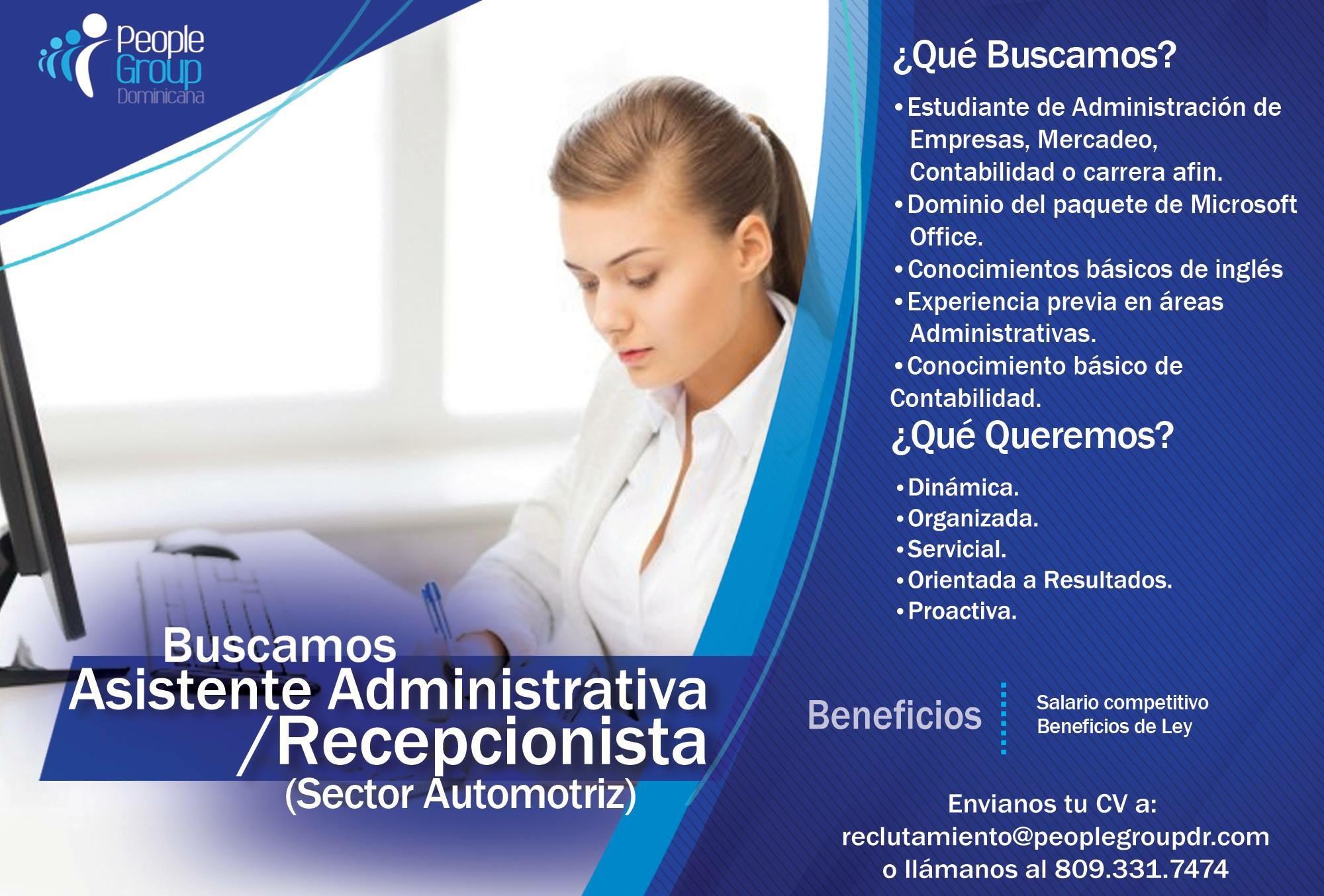 Asistente Administrativa | desemplead2 | Página 2